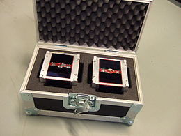 AAUSAT-II in a box.jpg