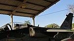 AMX A-1M na Academia da Força Aérea (AFA) em Pirassununga. O caça foi desenvolvido por um consórcio internacional, formado pelas empresas Embraer,(Brasil) Al - panoramio (7).jpg
