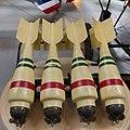 AVRO 504K Bombs! (28497593308).jpg