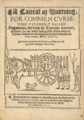 A Caveat or Warning for Common Cursitors (1567).png