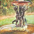 A Dripping Fountain, Versailles.jpg