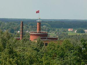 A. Le Coq - A. Le Coq brewery in Tartu