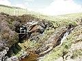A collapsed adit at the Moel y Croesau mine - geograph.org.uk - 444348.jpg