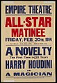 A novelty, the first in 20 years, Harry Houdini as a magician LCCN2014636905.jpg