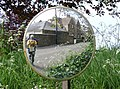 A reflective walk - geograph.org.uk - 486282.jpg