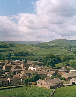 A view of Askrigg - geograph.org.uk - 318953