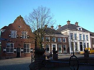Aalten Municipality in Gelderland, Netherlands