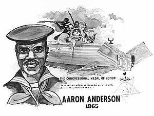Aaron Anderson - Image: Aaron Anderson