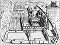 Abbaye Saint-Wandrille dans Monasticon Gallicanum.jpg