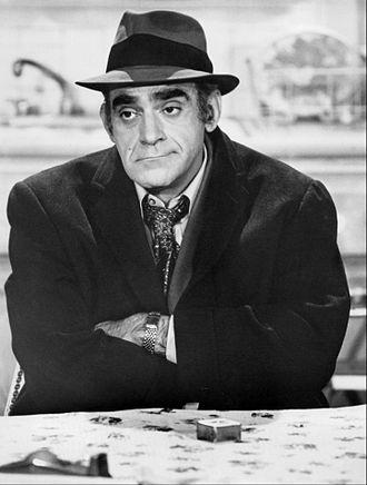 Abe Vigoda - Vigoda as Phil Fish in Fish (1977)