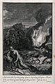 Abraham has a nightmarish vision of fire in the darkness. Et Wellcome V0034229.jpg