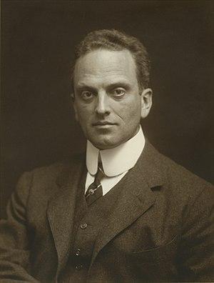 A. Piatt Andrew - Abram Piatt Andrew circa 1920