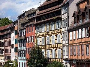 Alsace - Petite France, Strasbourg