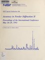 Accuracy in powder diffraction II (IA accuracyinpowder846prin).pdf