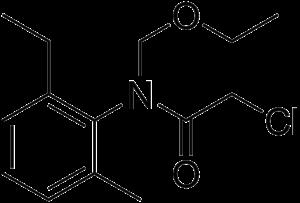 Acetochlor - Image: Acetochlor