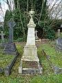 Adrian Elliot Barter RNVR grave St Pancras and Islington Cemetery.JPG