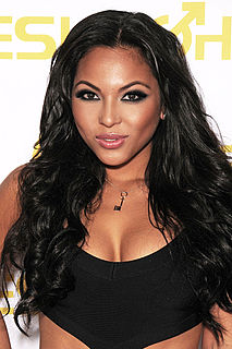 Adrianna Luna American pornographic actress and model