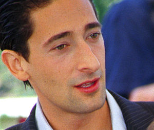 Adrien Brody - Brody at the 2002 Cannes Film Festival