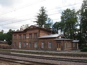 Aegviidu - Aegviidu railway station