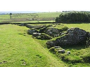 Aesica - Image: Aesica Roman Fort geograph.org.uk 251498