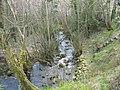 Afon Caledffrwd below Pont Rhydfadog - geograph.org.uk - 751854.jpg