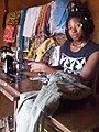 African people at work - A lady tailor.jpg