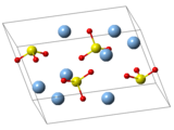 Crystal structure of silver sulfite