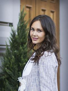 Aida Garifullina Russian opera singer