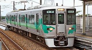 Aichi Loop Railway 2000 series Japanese train type