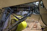 AirBaltic Bombardier CS300 mainenance (33179711286).jpg
