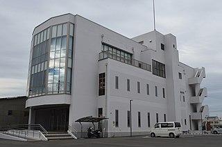 Tatsuta, Aichi dissolved municipality of Japan