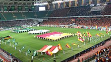 Akhisar Belediyespor vs Galatasaray, 5 August 2018 (2018 Turkey Super Cup 1).jpg