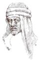 Al-Mutanabbi by Khalil Gibran.png