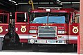 Albany, New York firetruck in South End.jpg