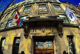 Albany Club - The Albany Club in Toronto
