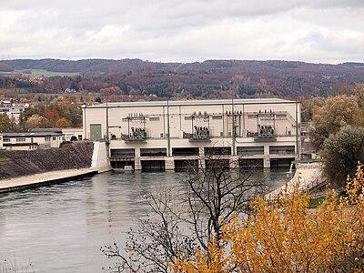 Picture of Wehrkraftwerk Albbruck-Dogern