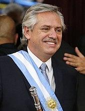 Foto av Alberto Fernández