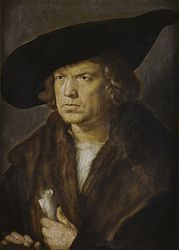 Albrecht Dürer: Portrait of a Man