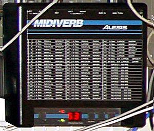 Alesis - Image: Alesis MIDI Verb