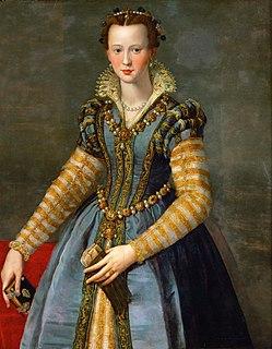 Eleonora di Garzia di Toledo Italian noble