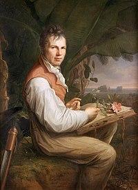 1806年の肖像画 フリードリヒ・ハインリヒ・アレクサンダー・フォン・... アレクサンダー・フ