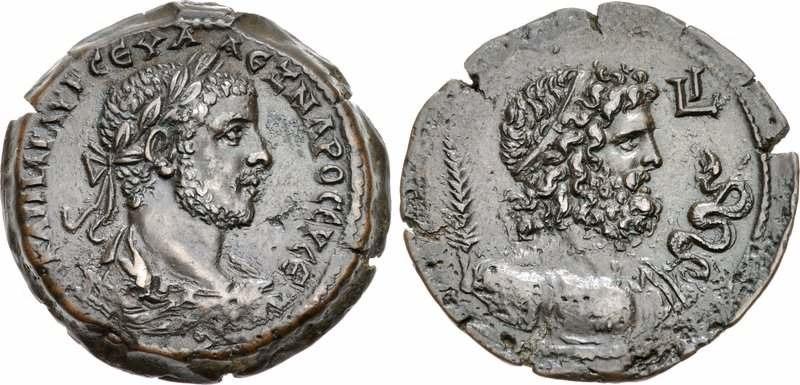 Alexandria 222-235 Drachm