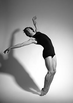 rysk balettdansör