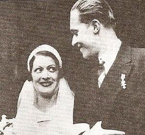 Edelmira, Countess of Covadonga - Alfonso and Edelmira.