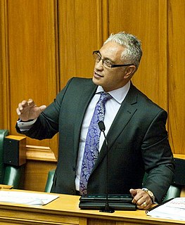 Alfred Ngaro New Zealand politician