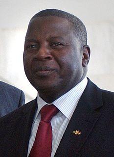 Aliu Mahama former Ghanaian vice president