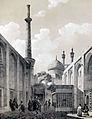 Ali minaret by Eugène Flandin.jpg