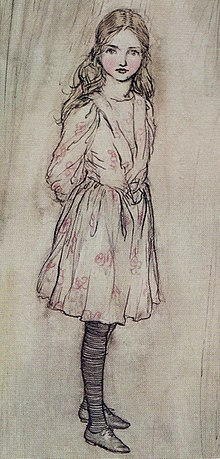 Alice, by Arthur Rackham (cropped).jpg