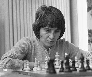 4th Women's Chess Olympiad - Alla Kushnir