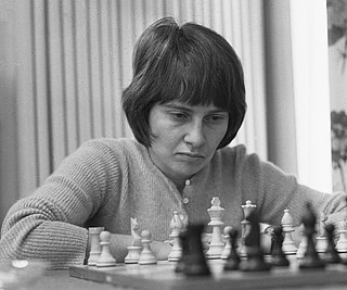 Alla Kushnir chess player